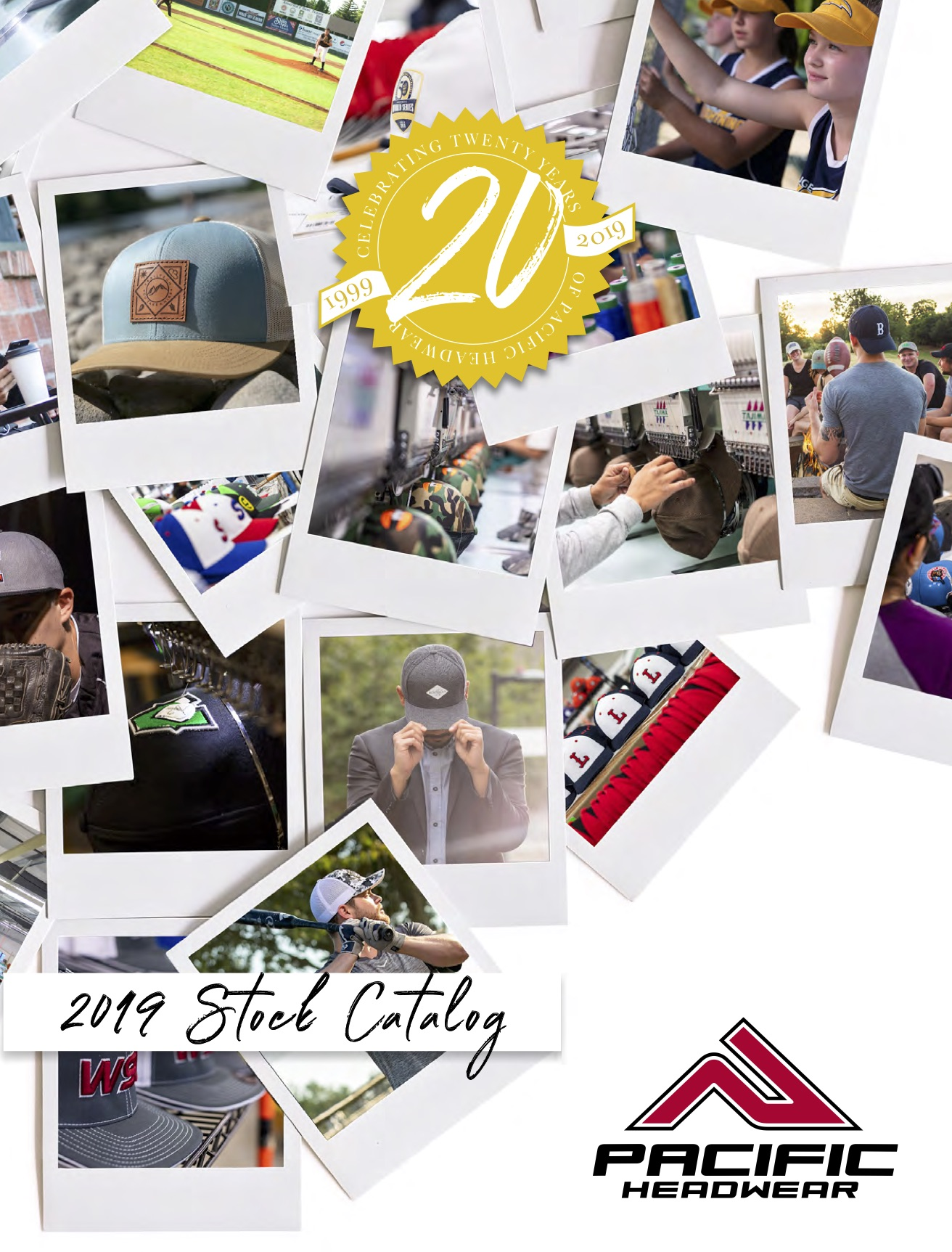Pacific Headwear 2019 Stock Catalog – PacWest Sports